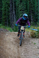 Photo of Jessi ANDERSON at Whitefish Mountain Resort, MT