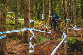 Photo of Zack HARROP at Dyfi Forest