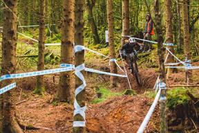 Photo of Jack ACKROYD at Dyfi Forest