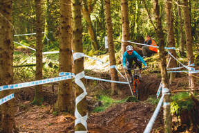 Photo of Robbie WHITE (u21) at Dyfi Forest