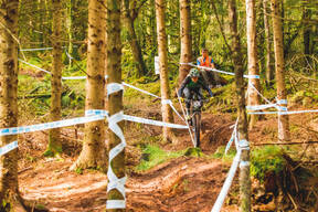 Photo of Lucy BELL at Dyfi Forest