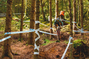 Photo of Charlie BUTTERWORTH at Dyfi Forest
