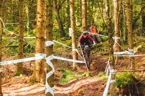 Photo of Helen GASKELL at Dyfi