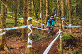 Photo of James GILL at Dyfi Forest