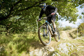 Photo of Elliot DOWNES at Dyfi Forest