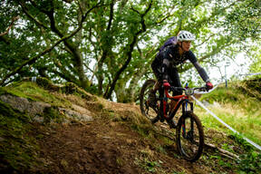 Photo of Lucy ROGERS at Dyfi