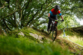 Photo of Mike MILLS at Dyfi Forest