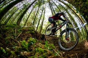 Photo of Guy NEVISON at Dyfi Forest