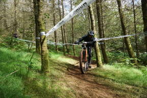 Photo of Elis ROBERTS at Dyfi Forest