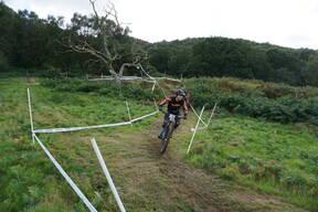 Photo of Rachel MANNING at Dyfi Forest