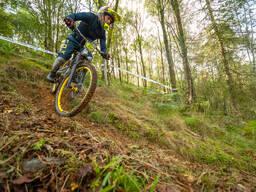 Photo of Simon SHENTON at Dyfi Forest