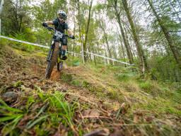 Photo of Emyr LLOYD at Dyfi Forest