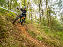 Photo of Ryan GRIFFITHS at Dyfi Forest