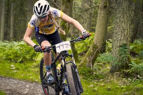 Photo of Kacey EYEINGTON at Glentress