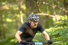 Photo of David LEWIS (vet) at Glentress