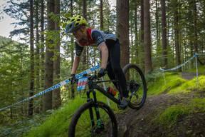 Photo of Finlay BARR at Glentress