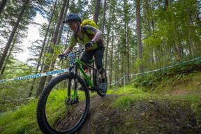 Photo of Rider 399 at Glentress