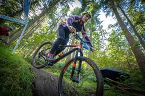 Photo of Bradley COWAN at Glentress