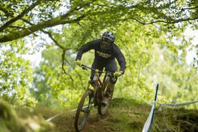 Photo of James HUGHES (vet) at Dyfi Forest
