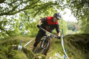 Photo of Lawrence JONES at Dyfi