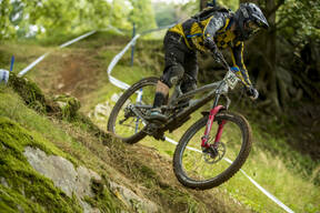 Photo of Chris HUTCHENS at Dyfi