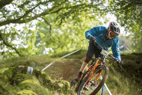 Photo of Christian BALL at Dyfi Forest
