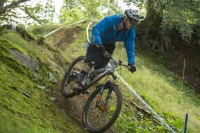 Photo of Richard BAKER at Dyfi