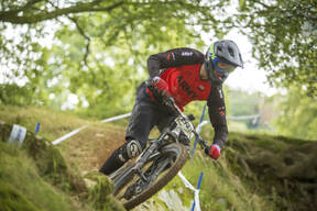 Photo of Joe ROBSON at Dyfi Forest