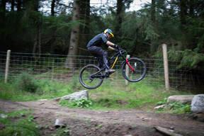 Photo of Brendan MULVEY at Barnaslingan Forest