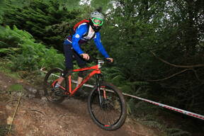 Photo of Sean LUNDY at Carrick, Co. Wicklow