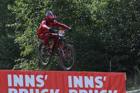 Photo of Luis KIEFER at Innsbruck