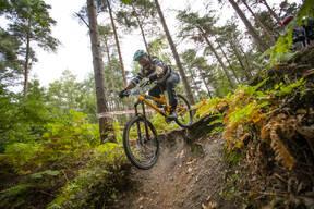Photo of Michal DOMARADZKI at Swinley Forest