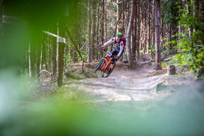 Photo of Rider 100 at Swinley Forest