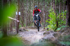 Photo of Jamie ARNOLD at Swinley Forest