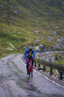 Photo of Gordon DICK at Bealach Mor