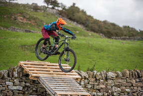 Photo of Jack HARRISON (dh) at Weardale