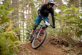 Photo of Luc ROUX at Swinley Forest