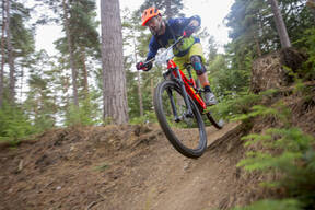 Photo of Justin CARRICK at Swinley Forest