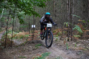 Photo of Shellie SLATER at Swinley Forest