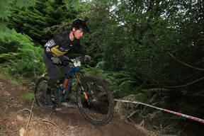 Photo of Garreth DAVIS at Carrick, Co. Wicklow