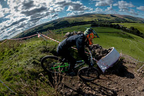 Photo of Michael PEARSON at Weardale