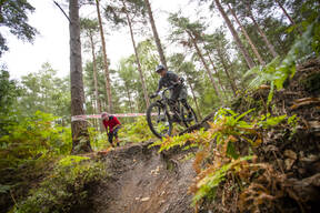 Photo of Peter PRICE-TAYLOR at Swinley Forest