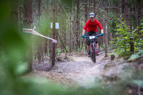 Photo of Giles MARTIN at Swinley Forest