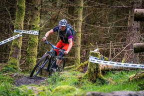Photo of Graeme ROBINSON at Kirroughtree Forest