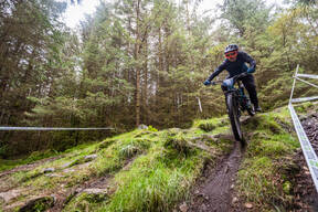 Photo of Tom JOHNSON (mas) at Kirroughtree Forest