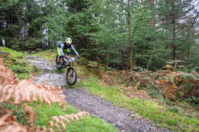 Photo of Adam SAUNDERS (1) at Kirroughtree Forest