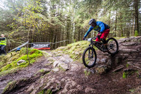 Photo of Steven RILEY (vet) at Kirroughtree Forest