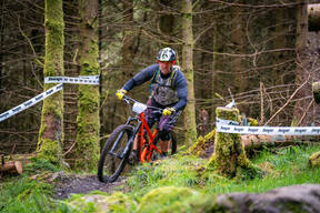 Photo of Dave CRAYSTON at Kirroughtree