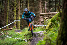 Photo of Robin SMITH at Kirroughtree Forest