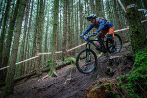 Photo of Kevin SCOTT at Kirroughtree